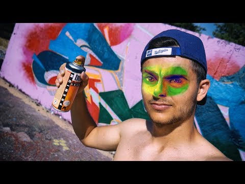 My BEST GRAFFITI video EVER