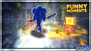 YOU CAN FLY WITH THE WIND & RAGE!! AWESOME LOOKING SONIC GAME | Sonic 06 PC Gameplay (Sonic 2017)