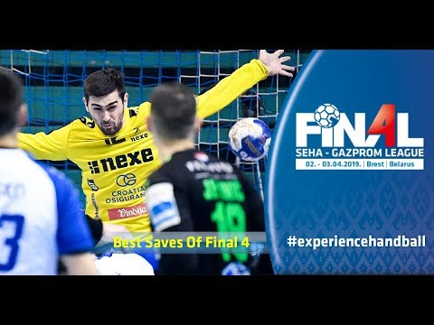 Best saves of Final 4