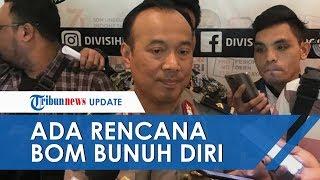 Polisi Ungkap Ada Rencana Bom Bunuh Diri saat Pelantikan Jokowi-Ma'ruf, Pengantinnya Sudah Siap