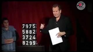 """Séquences Mentalisme - One Man Show """"Quand l'Âme... Agit"""", Daniel Juillerat"""