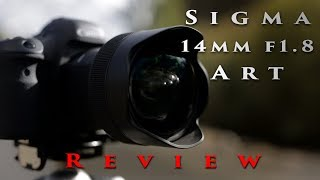 Sigma 14mm f1.8 ART review - Best lens for astrophotography?