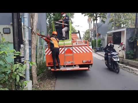 Pelayanan Laporan Pengaduan Penerangan Jalan Umum Kota Cimahi