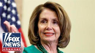 Pelosi, Democratic Women's Working Group hold a presser