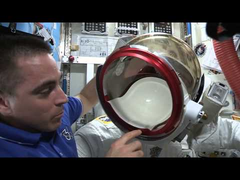 Here's What Went Wrong With That Leaky NASA Spacesuit