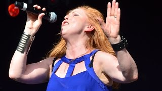 "Carol Decker (T'Pau) ""Heart and Soul"", Blackpool iFest, 5 September 2015"