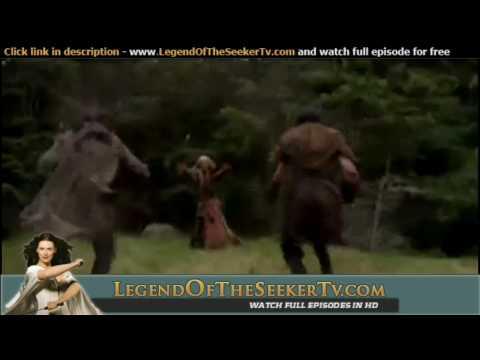 Legend of the Seeker Season 2 Episode 12 Hunger Promo