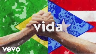 Ricky Martin - Vida (Spanglish Version)[Lyric Video]