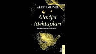 Faruk Dilaver - Sesli Kitap - MARİFET MEKTUPLARI