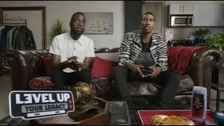 WATCH IMAN SHUMPERT SEE HIS FUTURE IN THE FIRST EPISODE OF LEVEL UP YOUR LEGACY