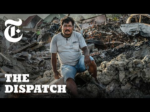 Searching For The Dead After Indonesia's Tsunami | Dispatches