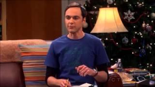 06x11 Sheldon singing christmas songs - The Big Bang Theory