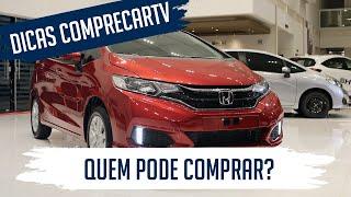Honda Fit para PcD - Quem pode comprar?