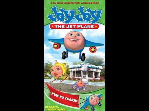 opening to jay jay the jet plane fun to learn 2002 vhs