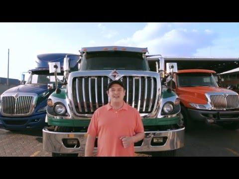 Cómo activar el Bloqueo del Diferencial y el Bloqueo del Divisor de Potencia del camión