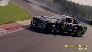 Gatebil Rudskogen 2014 Day One (Teaser)