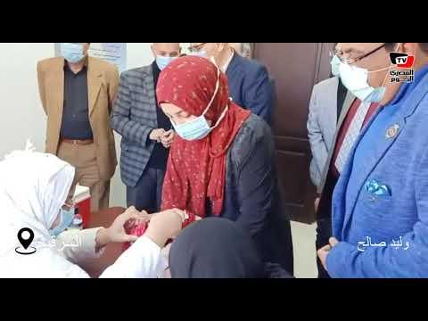 انطلاق حملات التطعيم ضد شلل الأطفال في المحافظات
