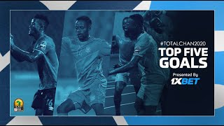 CHAN 2020 : Top 5 buts