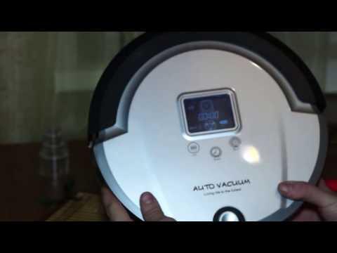 Ремонт аккумулятора в роботе пылесосе.