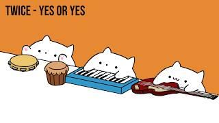 """Bongo Cat - TWICE """"YES or YES"""" (K-POP)"""