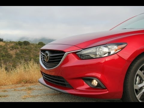 2014 Mazda 6 iGrand Touring Review & Road Test