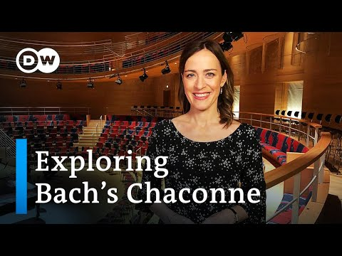 Sarah Willis explores Bach 's Chaconne for Solo Violin | DW English