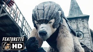 HIS DARK MATERIALS Official Featurette Bringing Daemons and Bears to Life (HD) Dafne Keen by Joblo TV Trailers