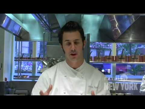 Johnny Iuzzini, Pastry Chef at Jean Georges