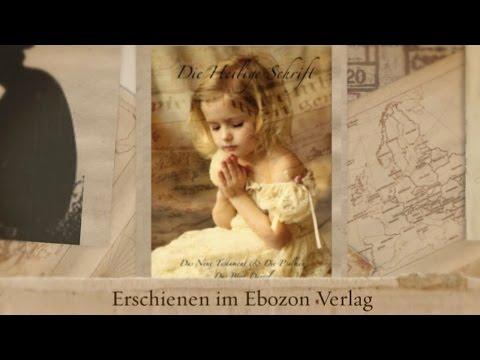 Die Heilige Schrift Band 1 eBook von Johannes Biermanski (Buchtrailer)