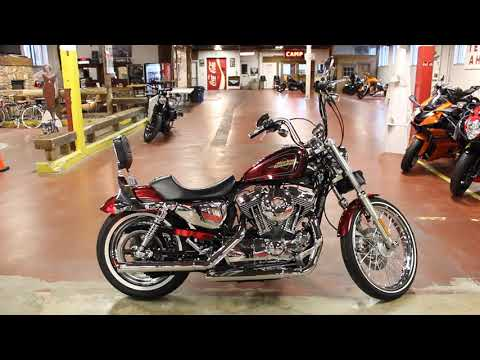 2013 Harley-Davidson Sportster® Seventy-Two® in New London, Connecticut - Video 1