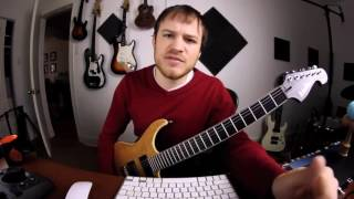 Прослушивание в Super Metal Records (ROB SCALLON RUS)