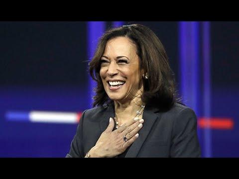 Is Kamala Harris Biden's VP?!