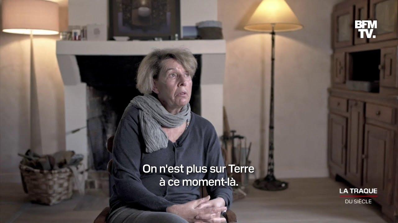 """""""La traque du siècle"""": Nadine Ribet-Reinhart a perdu son fils le soir du 13-Novembre, elle témoigne"""