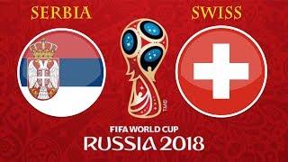 Jadwal Live Trans Tv Piala Dunia 2018, Serbia Vs Swiss Pukul 01.00 WIB dan Prediksi Susunan Pemain