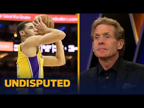 Skip and Shannon react to Lonzo's 10 pts, 8 ast, 8 reb game vs the 76ers | UNDISPUTED