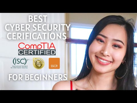 Best Cyber Security Certifications For Beginners | Best Entry Level IT ...