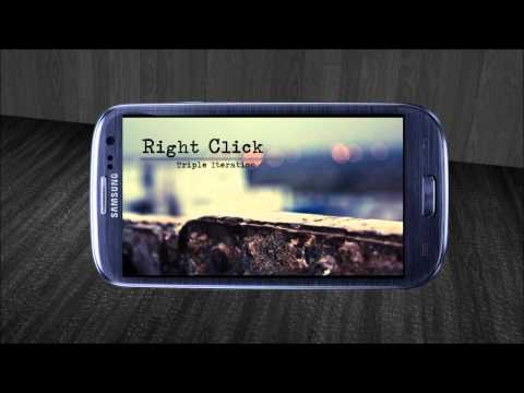 Video of Right Click