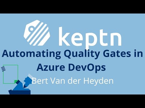 Automating Quality Gates in Azure DevOps with Keptn