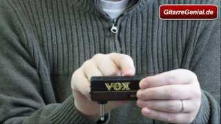 Vox amPlug AC30 Guitar Headphone Mini Verstärker