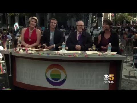 Live: 2018 San Francisco Pride Parade