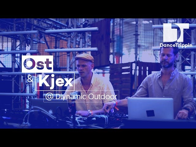 Ost & Kjex @ Diynamic Outdoor