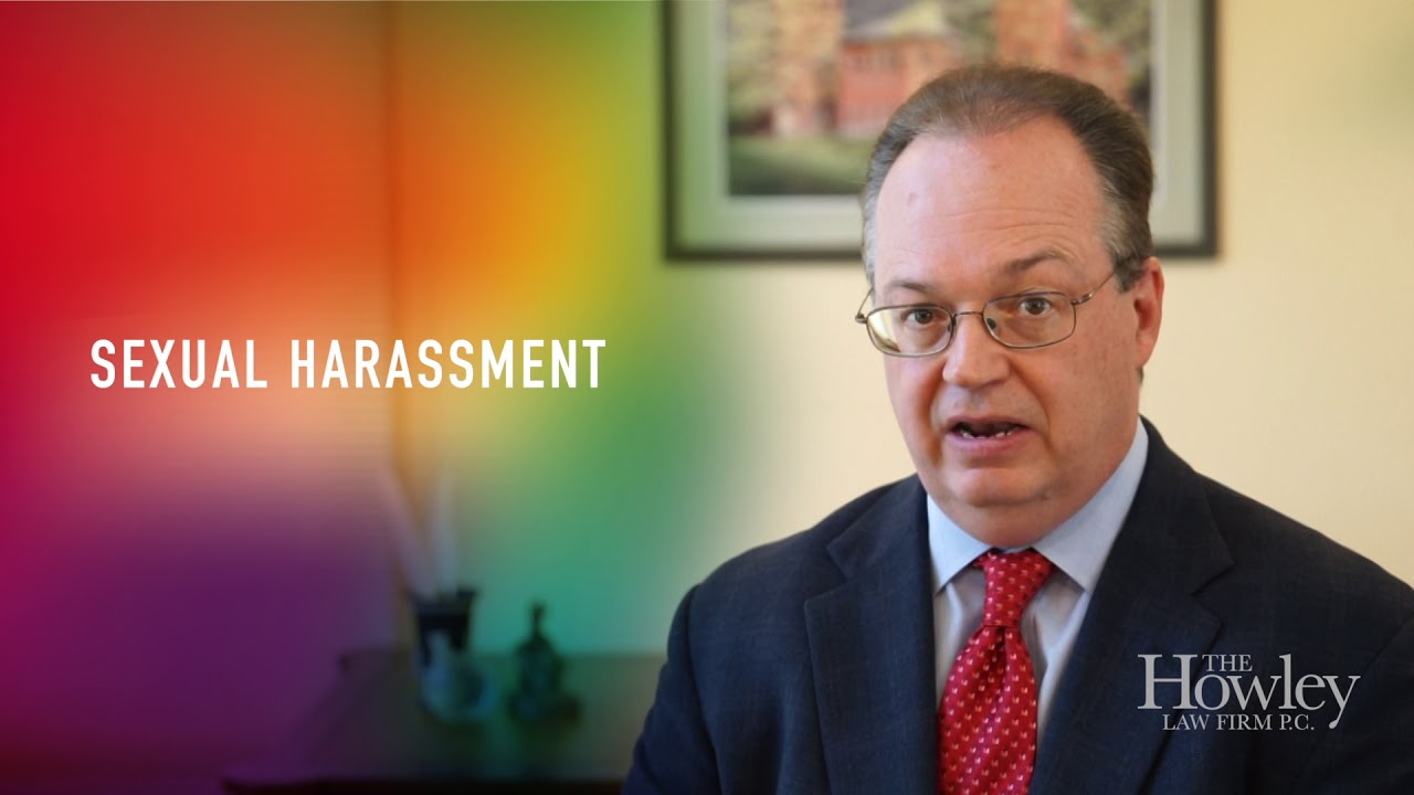 Is My Employer Responsible for Sexual Harassment?