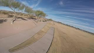 2020 Christmas day FPV flight at Basin 115 in Mesa AZ (raw unedited)