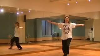 香音先生のダンスレッスン~振付~前半のサムネイル画像