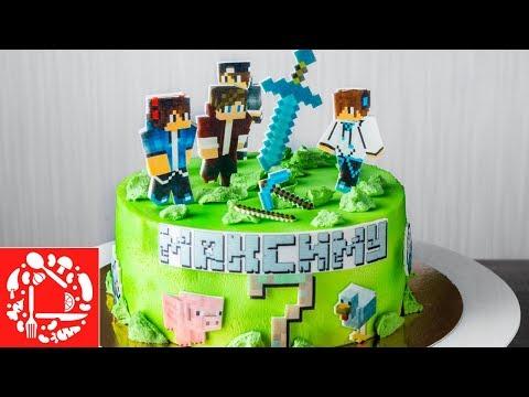 Идея торта на 7 лет