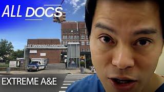 Extreme A&E - St. Barnabas Hospital in The Bronx, New York   Medical Documentary   Documental