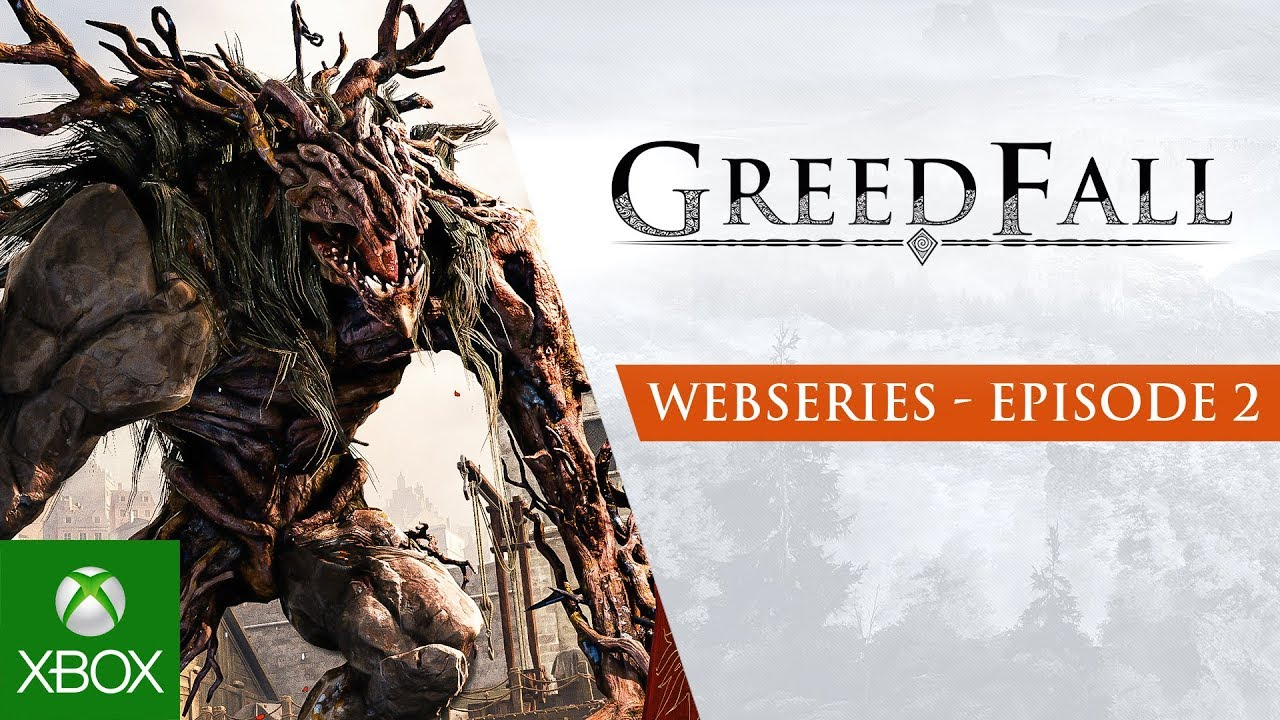 Video For Behind-the-Scenes of the RPG GreedFall, Available for Pre-order Today on Xbox One