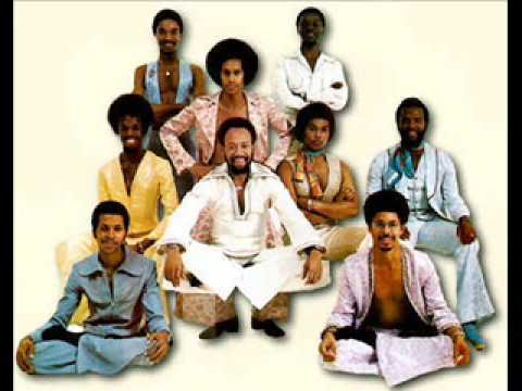 EARTH WIND AND FIRE, SUN GODDESS,FROM THIER GRATTITUDE LP LIVE