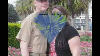 USMC GALS...Standing Behind Their Marines!!