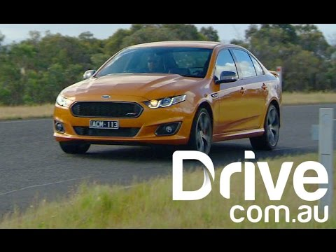 Ford Falcon XR8 First Drive Review | Drive.com.au